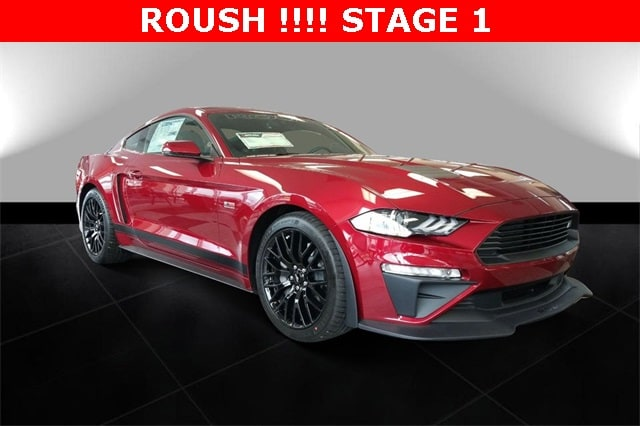 2019 Ford Mustang Roush Premium Ecoboost Premium Coupe