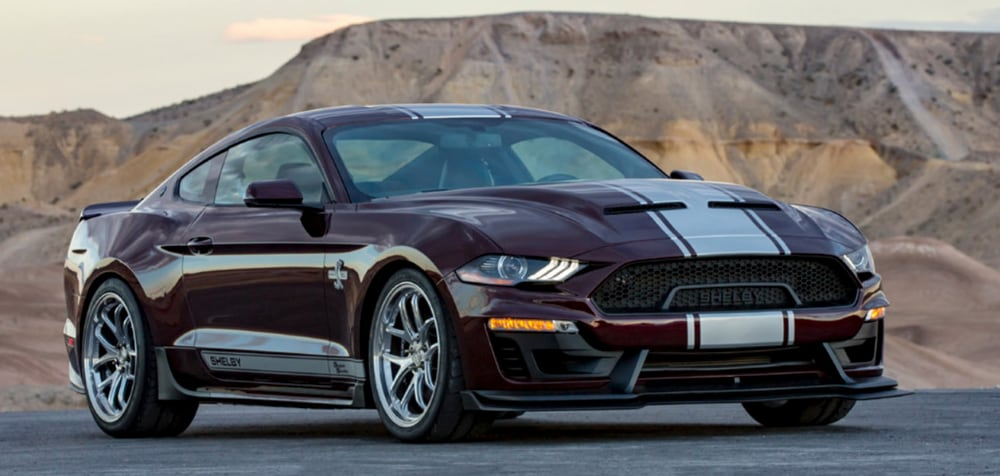 Shelby Performance Vehicles