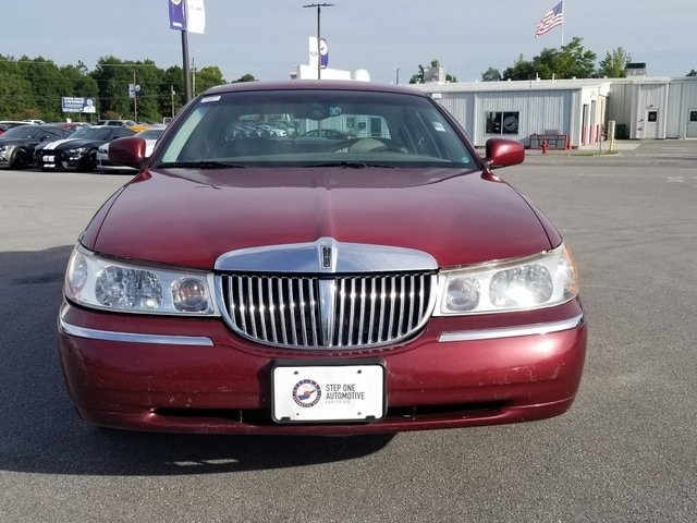 Used 1998 Lincoln Town Car For Sale   Niceville FL 1LNFM82W4WY705968