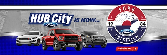 Ford Crestview | New & Used Car Dealership | Near Milton, FL