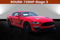 2019 Ford Mustang Roush Roush Stage 3 Coupe