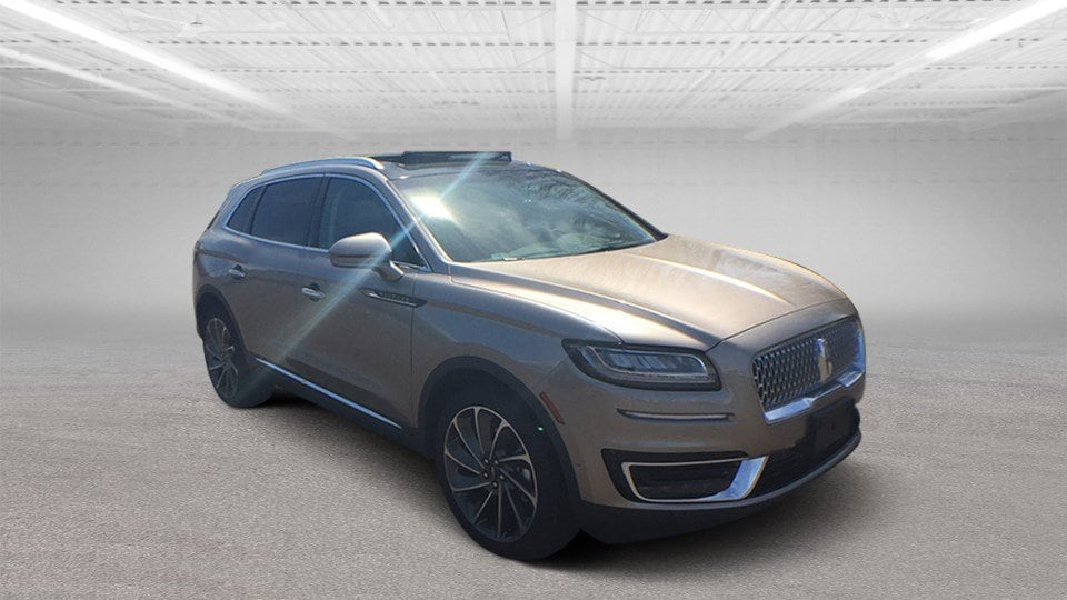 New 2019 Lincoln Nautilus Reserve SUV for sale in Woodbridge, CT