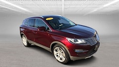 Used 2017 Lincoln MKC Reserve SUV for sale near New Haven