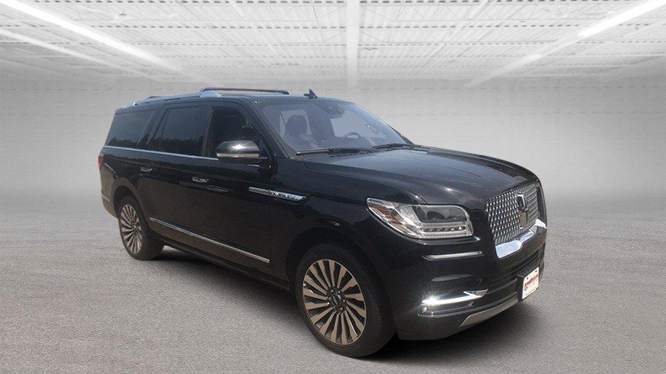 New 2019 Lincoln Navigator L Reserve SUV for sale in Woodbridge CT