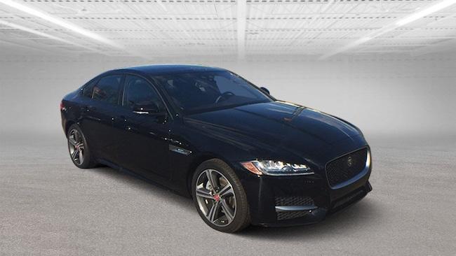 2018 Jaguar XF Sport Sedan