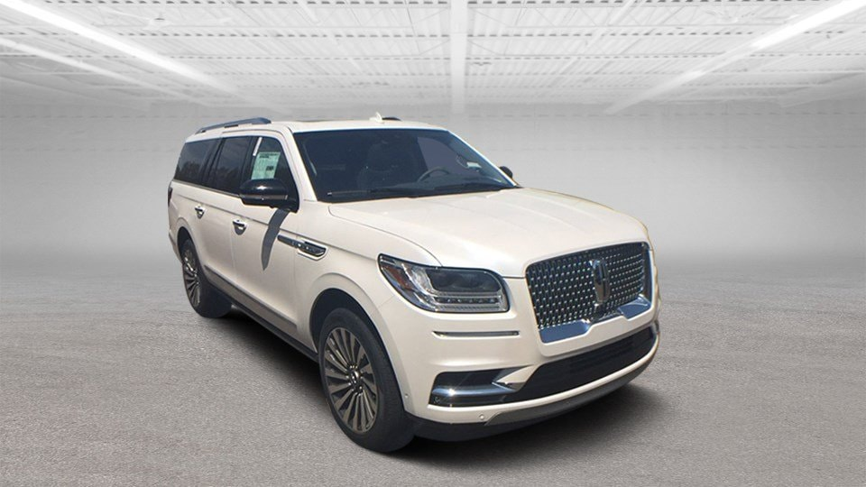 New 2019 Lincoln Navigator L Reserve SUV for sale in Woodbridge CT