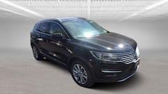 2018 Lincoln MKC Select SUV