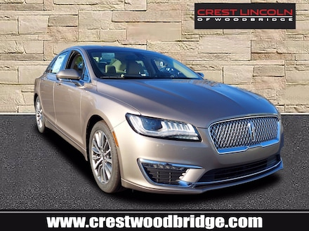 New 2020 Lincoln MKZ Standard Standard AWD for sale in Woodbridge, CT