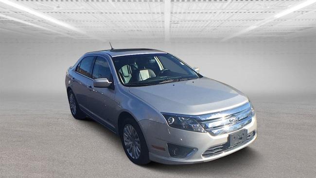 2012 Ford Fusion Hybrid Base Sedan