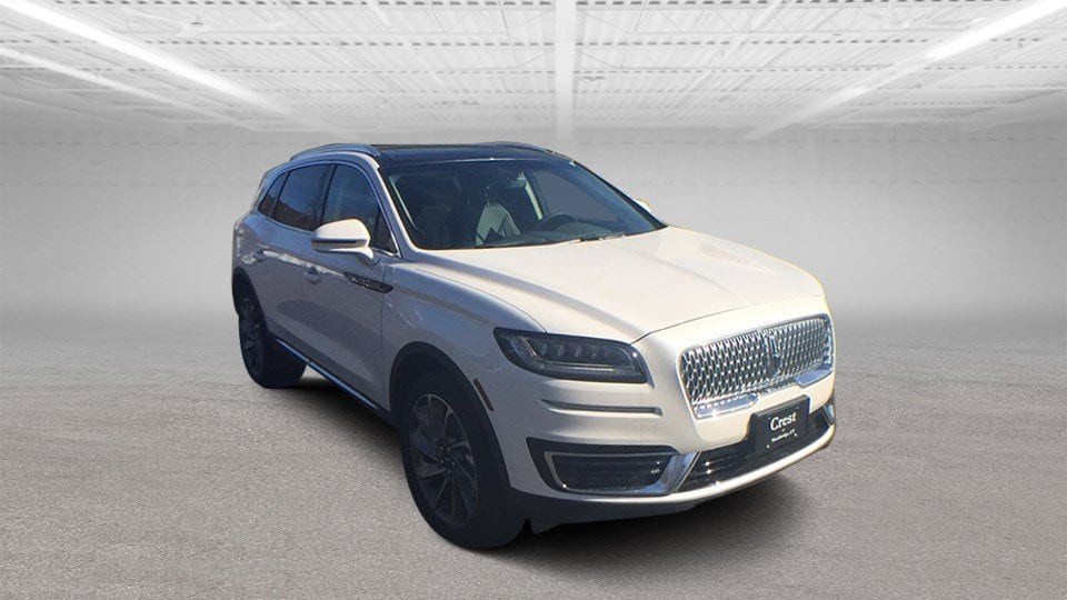 New 2019 Lincoln Nautilus Reserve SUV for sale in Woodbridge CT