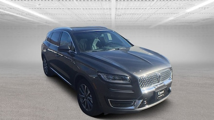 New 2019 Lincoln Nautilus Select SUV for sale in Woodbridge CT