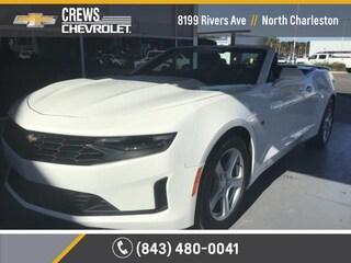 2020 Chevrolet Camaro 1LT Convertible