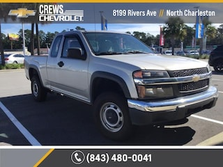 2008 Chevrolet Colorado Work Truck Extended Cab Pickup