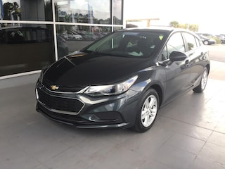 2018 Chevrolet Cruze 4dr HB 1.4L LT w/1SD Car