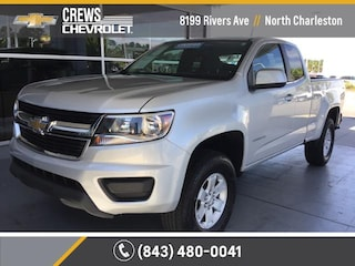 2019 Chevrolet Colorado 2WD Work Truck Extended Cab Pickup