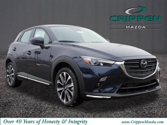 New 2019 Mazda Mazda CX-3 Grand Touring SUV For Sale in Lansing, MI