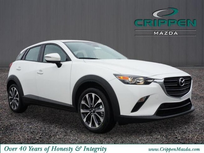 New 2019 Mazda Mazda CX-3 Touring SUV For Sale in Lansing, MI