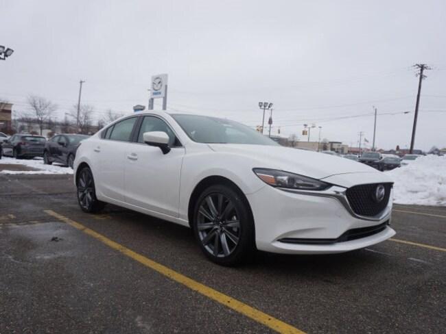 New 2018 Mazda Mazda6 Touring Sedan For Sale in Lansing, MI