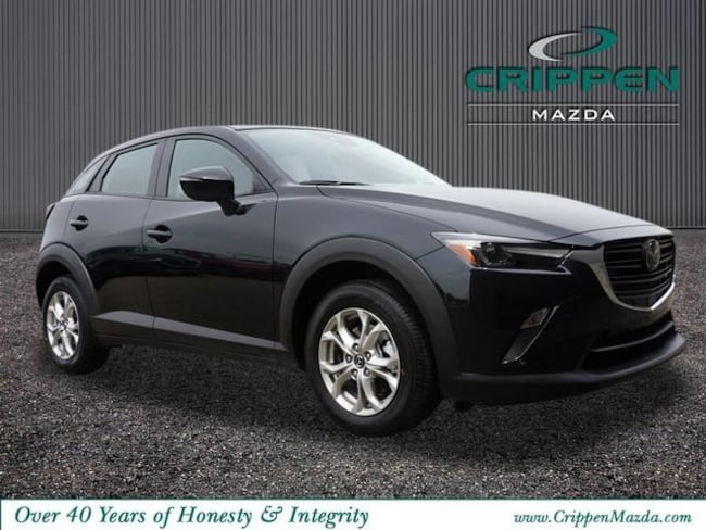 New 2019 Mazda Mazda CX-3 Sport SUV For Sale in Lansing, MI