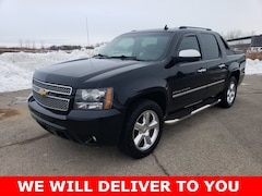 Used 2009 Chevrolet Avalanche 1500 LTZ Truck Crew Cab for sale in Lansing, MI