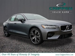 New 2019 Volvo S60 T6 R-Design Sedan for sale in Lansing, MI