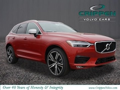 New 2019 Volvo XC60 T5 R-Design SUV for sale in Lansing, MI