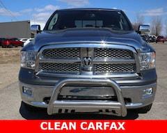 Used 2010 Dodge Ram 1500 Laramie Truck Crew Cab for sale in Lansing, MI