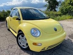 2001 Volkswagen New Beetle GLX Hatchback