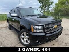 Used 2013 Chevrolet Avalanche LT Black Diamond Truck Crew Cab for sale in Lansing, MI
