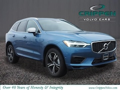 New 2019 Volvo XC60 Hybrid T8 R-Design SUV for sale in Lansing, MI