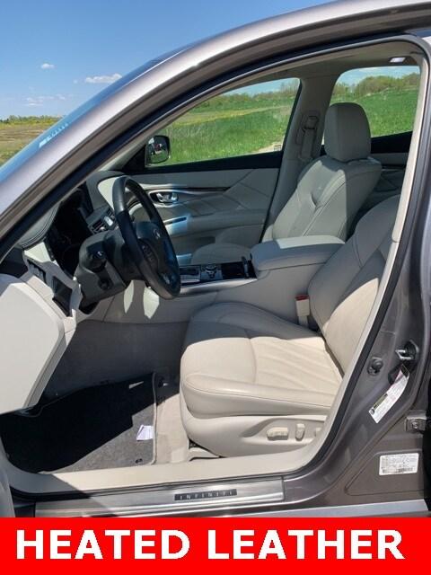 2012 INFINITI M37x 3.7 Sedan