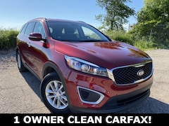 Used 2018 Kia Sorento 2.4L LX SUV for sale in Lansing, MI