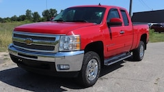 Used 2013 Chevrolet Silverado 1500 LT Truck Extended Cab for sale in Lansing, MI