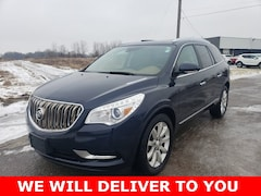 Used 2017 Buick Enclave Premium SUV for sale in Lansing, MI