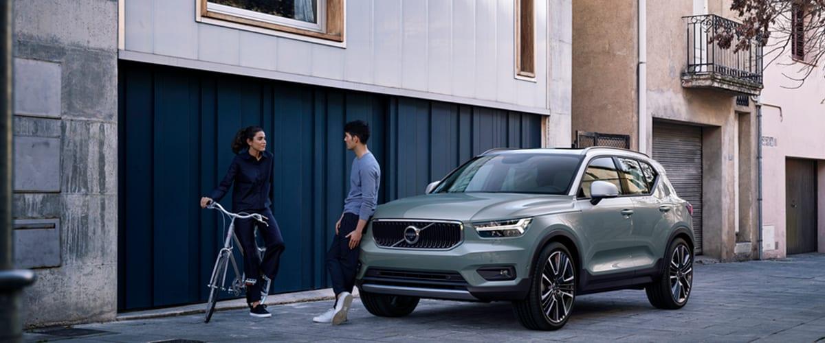 New 2019 Volvo Xc40 In Lansing Mi Crippen Volvo Cars