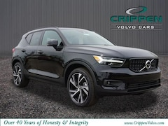 New 2019 Volvo XC40 T5 R-Design SUV for sale in Lansing, MI