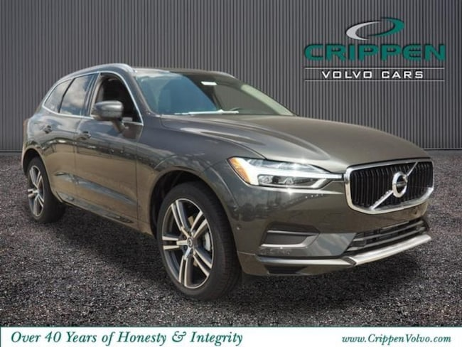 New 2018 Volvo XC60 T5 AWD Momentum SUV For Sale Lansing, MI