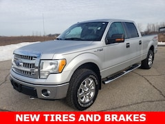 Used 2013 Ford F-150 Truck SuperCrew Cab for sale in Lansing, MI