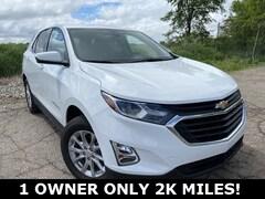Used 2020 Chevrolet Equinox LT w/2FL SUV for sale in Lansing, MI