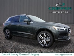 New 2019 Volvo XC60 T5 Momentum SUV for sale in Lansing, MI