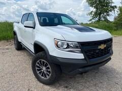 Used 2018 Chevrolet Colorado ZR2 Truck Crew Cab for sale in Lansing, MI