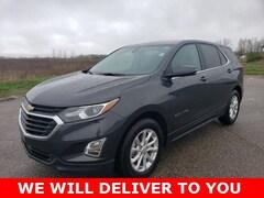 Used 2018 Chevrolet Equinox LT w/1LT SUV for sale in Lansing, MI