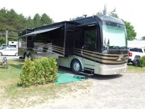 2013 Thor Motor Coach TUSCANY 45LT WWW.CRISTALVR.COM