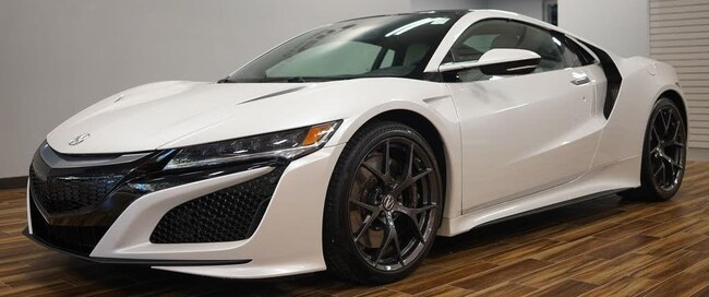 2017 Acura Nsx For Sale >> Used 2017 Acura Nsx For Sale At Criswell Acura Vin