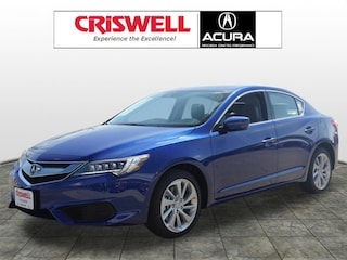 2018 Acura ILX w/Acurawatch Sedan w/AcuraWatch Plus Package