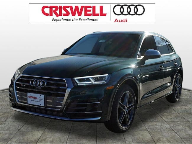 New Audi SQ For Sale Annapolis MD - Audi sq5