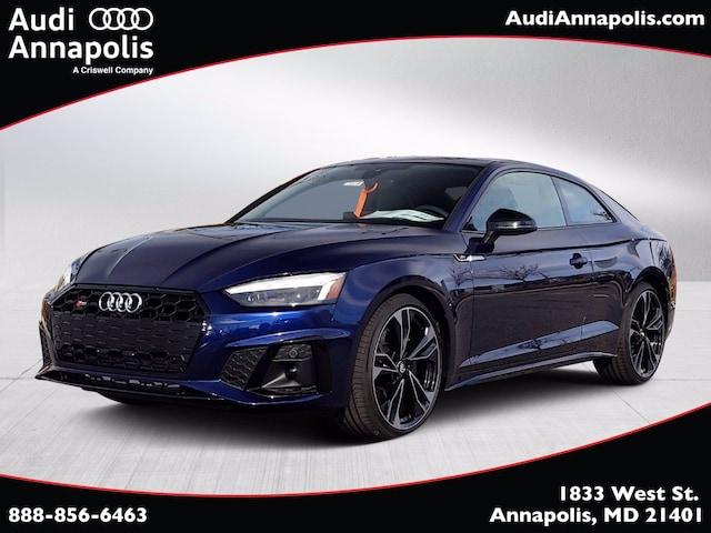 2021 Audi S5 3.0T Premium Plus Coupe