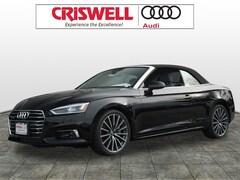 2019 Audi A5 2.0T Prestige Cabriolet