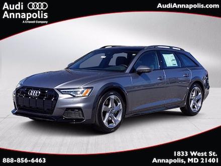 2021 Audi A6 allroad 55 Premium Plus Wagon