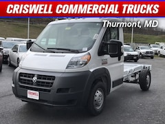 2018 Ram ProMaster 3500 CHASSIS CAB 136 WB / 81 CA Chassis